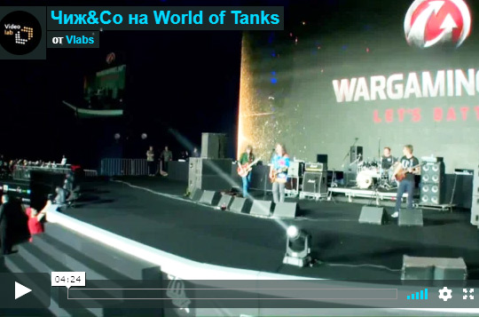 Чиж&Co на World of Tanks