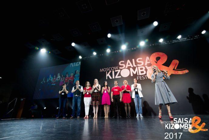 Salsa & Kizomba Festival